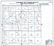Township 25 N., Range 33 E.W.M., Lincoln County 1943