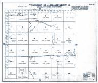 Township 25 N., Range 34 E.W.M., Lincoln County 1943
