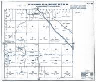 Township 25 N., Range 35 E.W.M., Lincoln County 1943