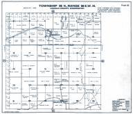 Township 25 N., Range 38 E.W.M., Lincoln County 1943