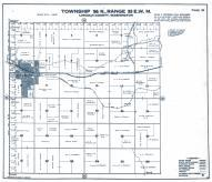 Township 26 N., Range 33 E.W.M., Lincoln County 1943