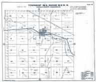 Township 26 N., Range 34 E.W.M., Lincoln County 1943