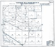 Township 26 N., Range 35 E.W.M., Lincoln County 1943