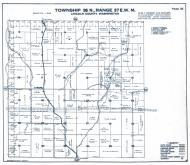 Township 26 N., Range 37 E.W.M., Lincoln County 1943