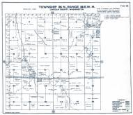 Township 26 N., Range 38 E.W.M., Lincoln County 1943