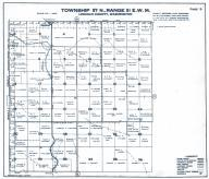 Township 27 N., Range 31 E.W.M., Lincoln County 1943
