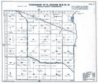 Township 27 N., Range 32 E.W.M., Lincoln County 1943