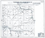Township 27 N., Range 36 E.W.M., Lincoln County 1943