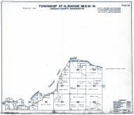 Township 27 N., Range 38 E.W.M., Lincoln County 1943