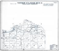 Township 27 N., Range 39 E.W.M., Lincoln County 1943