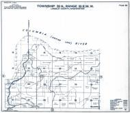 Township 28 N., Range 33 E.W.M., Lincoln County 1943