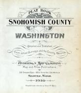 Title Page, Snohomish County 1910