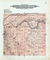 Township 30 North, Range 7 East. W.M., Granite Falls, Bosworth Lake, Robe, Snohomish County 1910