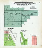 Township 30 North, Range 9 East. W.M., Lakewood, Interlaken, Lake Goodwin, Snohomish County 1910