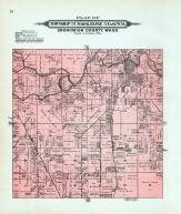 Township 31 North, Range 5 East. W.M., Edgecomb, Sisco, Snohomish County 1910