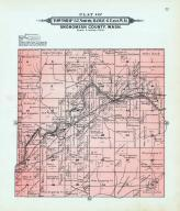Township 32 North, Range 6 East. W.M., Trafton, Cooper, Cicero, Snohomish County 1910