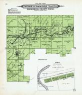 Township 32 North, Range 7 East. W.M., Oso, Snohomish County 1910