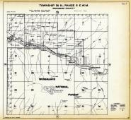Township 30 N. Range 8 E.W.M., Gold Basin, Stead Rotary, Turlo, Verlot, Snohomish County 1927