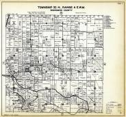 Township 32 N. Range 4 E.W.M., Cedarhome, Stanwood, Florence, Snohomish County 1927