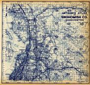 Index Map 1, Snohomish County 1975