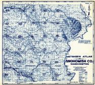 Index Map 2, Snohomish County 1975