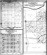 Brookside Acres, Gardena and Gardena Contoured Tracts - Left, Walla Walla County 1909