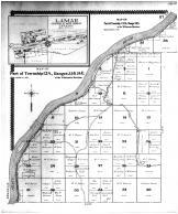 Townships 12 & 13 N Ranges 33 & 34 E, Lamar, Walla Walla County 1909