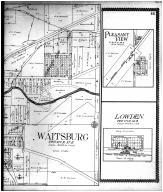 Waitsburg, Pleasant View, Lowden - Right, Walla Walla County 1909