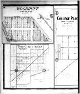 Woodruff, Twin Grove Acres, College Place - Left, Walla Walla County 1909