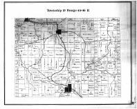 Township 13 Range 45-46 E, Johnson, Colton, Whitman County 1895
