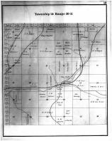 Township 14 Range 39 E, Whitman County 1895