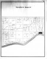 Township 14 Range 42, Whitman County 1895