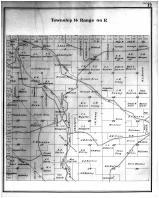 Township 14 Range 44 E, Whitman County 1895