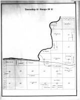 Township 15 Range 38 E, Whitman County 1895