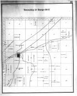 Township 15 Range 39 E, Whitman County 1895