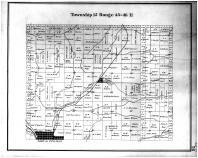 Township 15 Range 45-46 E, Pullman, Whitman County 1895