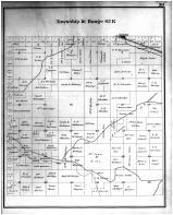Township 16 Range 42 E, Diamond, Whitman County 1895