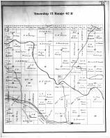 Township 17 Range 42 E, Whitman County 1895
