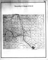 Township 17 Range 45-46 E, Garfield, Palouse City, Whitman County 1895