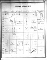 Township 18 Range 40 E, Whitman County 1895