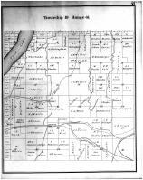 Township 19 Range 41 , Whitman County 1895