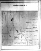 Township 20 Range 39 E, Whitman County 1895
