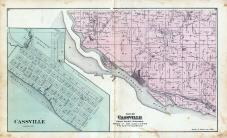 Cassville Township, Richard's Island, Spring Lake, Grant County 1877