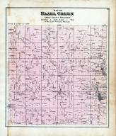Hazel Green Township, Fairview P.O., Lewisburg, Grant County 1877