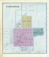 Lancaster, Grant County 1877