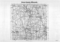 Index Map, Green County 1987