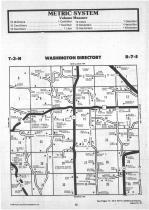 Washington T3N-R7E, Green County 1987