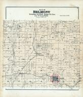 Belmont Township, Mineral Point Crossing, Leslie