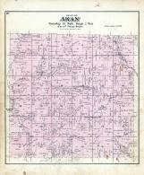Akan Township, Five Points P.O., Brady's P.O., Richland County 1895