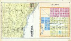 Buena Vista Township, Richland City, Gotham, Lone Rock, Dixon P.O., Richland County 1895